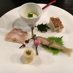 天ぷら割烹 なかじん -