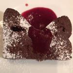 102135042 - チョコレートのテリーヌ