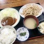 徳次郎食堂 - 料理写真: