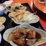 太平楽 - 料理写真:定食