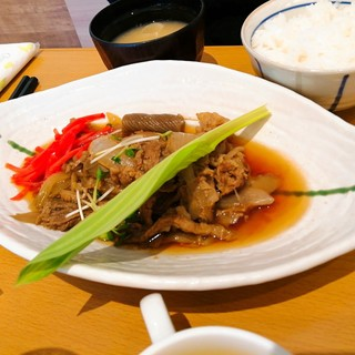 山ぼうし - 料理写真: