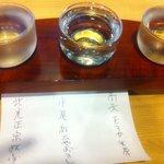 信州おさけ村 - 利き酒セット