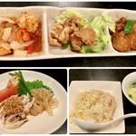 永徳酒家 - 料理写真:1500円のコース