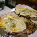 猿猴橋 タヴェルナ たまい  - 安芸津の牡蠣グラタン