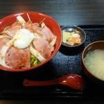 日豪レストラン ゆめや - 「ローストビーフ丼」