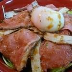 102143044 - 「ローストビーフ丼」