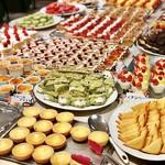 ケンジントン・ティールーム - ケーキの海!!