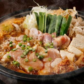 龍馬が愛した軍鶏すき鍋