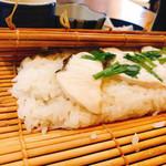 旬の味 伊藤屋 - 鯛ご飯定食