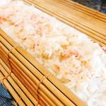 旬の味 伊藤屋 - カニご飯定食