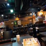 motsunabeshimizu - 店内