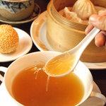 優味彩 - ミニふかひれ飲茶セット 女性限定800円
