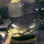 10215812 - 巨大な中華鍋