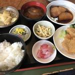 102152773 - 日替わり魚定食