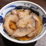 鮨 ふじわら - なまこ酢