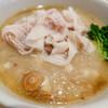 広尾はしづめ - 料理写真:聖護院かぶとプラチナポークみぞれ麺