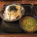 もちもちの木 - 2019.02つけ麺(小)