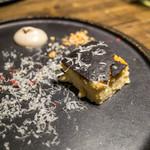 スパイスカフェ - チーズケーキ