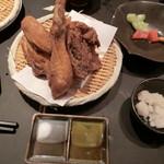 全力鶏 -