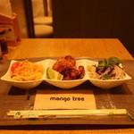 102156494 - 前菜3種