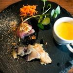 estY - 前菜Ⅲ種