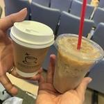 ぐりーんりーふ - ドリンク写真:ダグズコーヒー