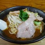 はじめ - 料理写真:味噌らー麺