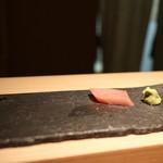 寿司 さ々木 - 寒ブリ