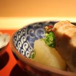 寿司 さ々木 - 角煮