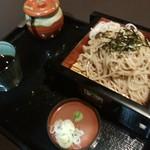 102161792 - 【ざる蕎麦】599円