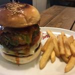 REDS' BURGER STORE - メキシカンバーガー