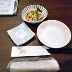 和食 美やま - 料理写真:テーブルセッティング