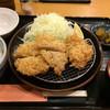 とんかつ 大吉 - 料理写真:ランチ限定「ヒレかつ定食」!