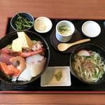 ダイニング 空 - 海鮮丼