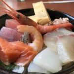 ダイニング 空 - 海鮮丼 大盛