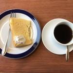 ダイニング 空 - 食後のコーヒー