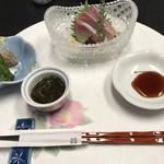 蓮池 丸万寿司 - 料理写真:先付