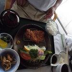 那須ちふり湖カントリークラブレストラン - 郡司豚ロースカツ