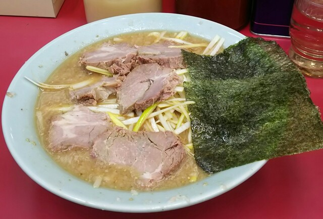 日本 一 うまい ラーメン ショップ