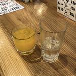 立呑み 山和屋 - みかん酒(by pesog様)♪