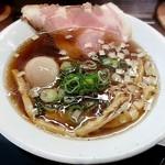 中華そば 九兵衛 - 料理写真:【味玉そば】¥750