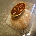 万平菓子舗 - ティラミス大福 147円