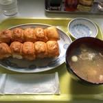 ホワイト餃子 久喜店