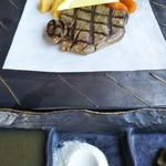 レストランバーラルコル - 豊後牛フィレステーキ