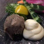 エロうま野菜と肉バル カンビーフ - コンビーフがねっとりさっぱり