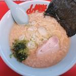 山岡家山形西田店 - 醤油ラーメン