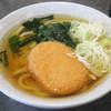 Kourakusoba - 料理写真:コロッケうどん380円。