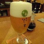 博多なゝ草 - ビール