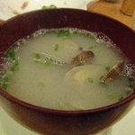 博多なゝ草 - 味噌汁