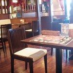 インド料理レストラン カラス - 店内